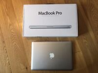 2011 13inch Macbook Pro 500gb - 4gb RAM