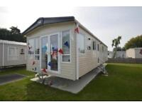 Static Caravan Dymchurch Kent 2 Bedrooms 6 Berth ABI Sunningdale 2017 New Beach