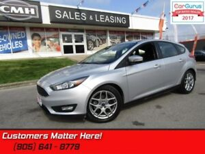 2015 Ford Focus SE  CAMERA, ALLOYS, BLUETOOTH, POWER GROUP