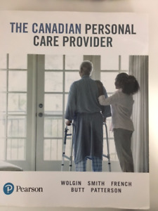 Personal Support Worker Text Books