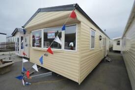 Static Caravan Dymchurch Kent 3 Bedrooms 8 Berth Willerby Salsa 2011 New Beach