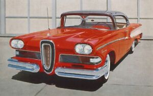 Wanted '58 Edsel parts
