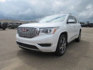 2017 GMC Acadia Denali. Text 780-205-4934 for more information!