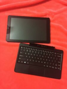 2-in-1 tablet detachable keyboard
