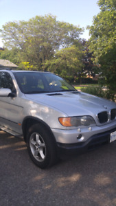 2005 BMW X5 for sale 5 seater