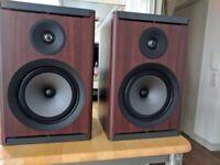 wharfedale loudspeakers 100w