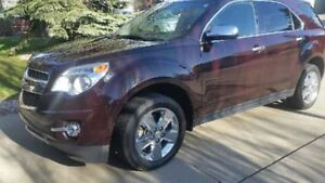 2011 LTZ Chevy Equinox fully loaded
