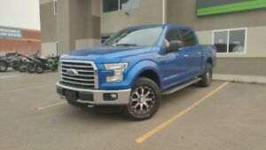 2015 Ford F-150 XLT ECOBOOST CREW CAB 4X4 GORGEOUS COLOUR