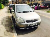 TOYOTA Yaris 1.3 2005 5 Door Hatchback Manual Petrol Silver