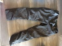 textile trousers small size 24