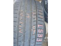 235 35 19 Continental,CSC5,AO,91Y,x1 Single Tyre,6.8mm (168 High Road, RM6 6LU)