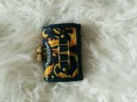 River island purse gold