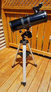 Digital Rebel and Celestron Telescope