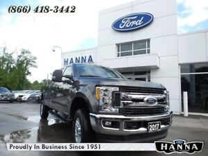 2017 Ford F-250 *NEW* CREW CAB XLT 4X4 6.2L V8 GAS