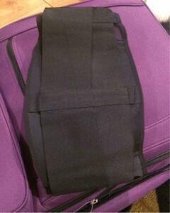 Back brace & massaging device