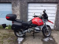 BMW R 1100 GS Motorcycle For Sale