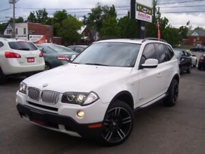 2010 BMW X3 30i X Drive