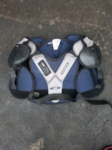 Shoulder/chest pad