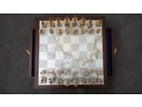 Battle of Trafalgar Chess Set (Limited edition)