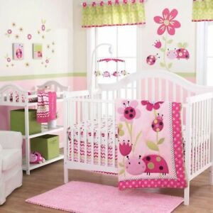 LITERIE BERCEAU / CRIB BEDDING SET