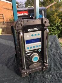 MAKITA Bluetooth Radio new still in box