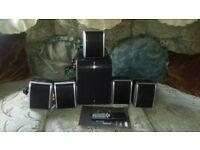 surround sound speakers.