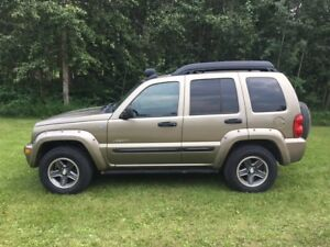 2004 Jeep Renegade SUV, Crossover