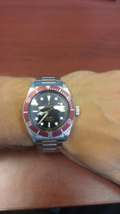 Tudor Heritage Black Bay Automatic Watch