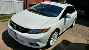 2012 Honda Civic SI $12,000