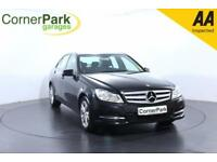 2013 MERCEDES C-CLASS C200 CDI BLUEEFFICIENCY EXECUTIVE SE SALOON DIESEL