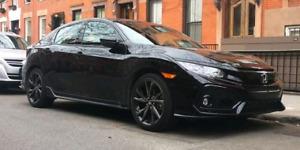 Honda Civic hathback SPORT 2017