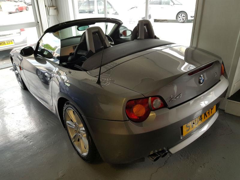 BMW Z I Auto SE Sport Roadster K Miles SHistory - Sports cars 70k