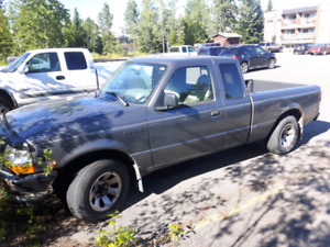 2000 Ford Ranger (Parts or Repair)