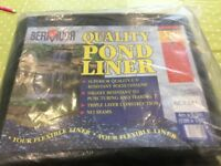 Quality flexible Pond Liner