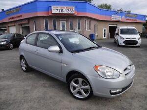 2009 Hyundai Accent GL SPORT BAS MILLAGE ECONONIQUE  TOIT OUVRAN