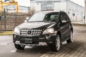 2010 Mercedes-Benz M-Class ML550 AMG Coquitlam Location - 604-29