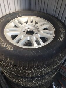 Ford F-150 rims