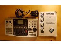 Zoom MRS-8 Multitrack recording studio in EXCELLENT condition