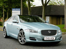 2012 61 Jaguar XJ 3.0 TD Portfolio 4dr WITH FJSH+PAN/ROOF+EVERY EXTRA!++