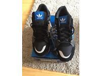 Genuine adidas ZX trainers size 8