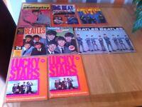 BEATLES MEMORABILIA - 1960's Magazines + Limited Edition Photograph