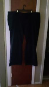 Jeans noir taille forte standard Taille 22. Propre.