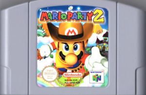 Wanted - Mario Party 2