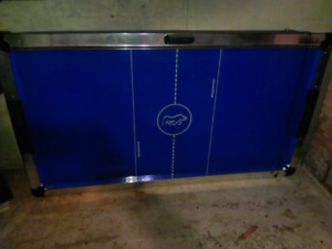 Air hockey table (sold ppu)