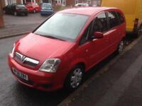 Vauxhall Meriva 1.4 breeze