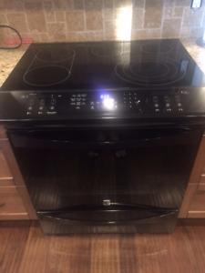 Kenmore flat top stove