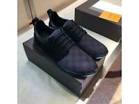 Lv Fastlane Sneakers Black