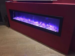 """BUILT-IN ELECTRIC FIREPLACES. 32""""40""""50""""60""""70""""80 Napoleon"""