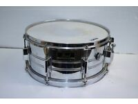 Pearl Export Series Snare Drum Chrome 14 x 7 inch good condition