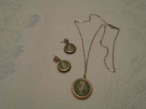 Wedgewood Jewelry made in England